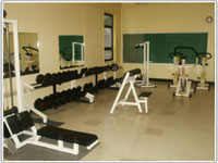Gym Facilities at Bay St. Lawrence Community Centre